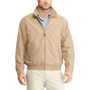 Men's Chaps Jacket Khaki XXL